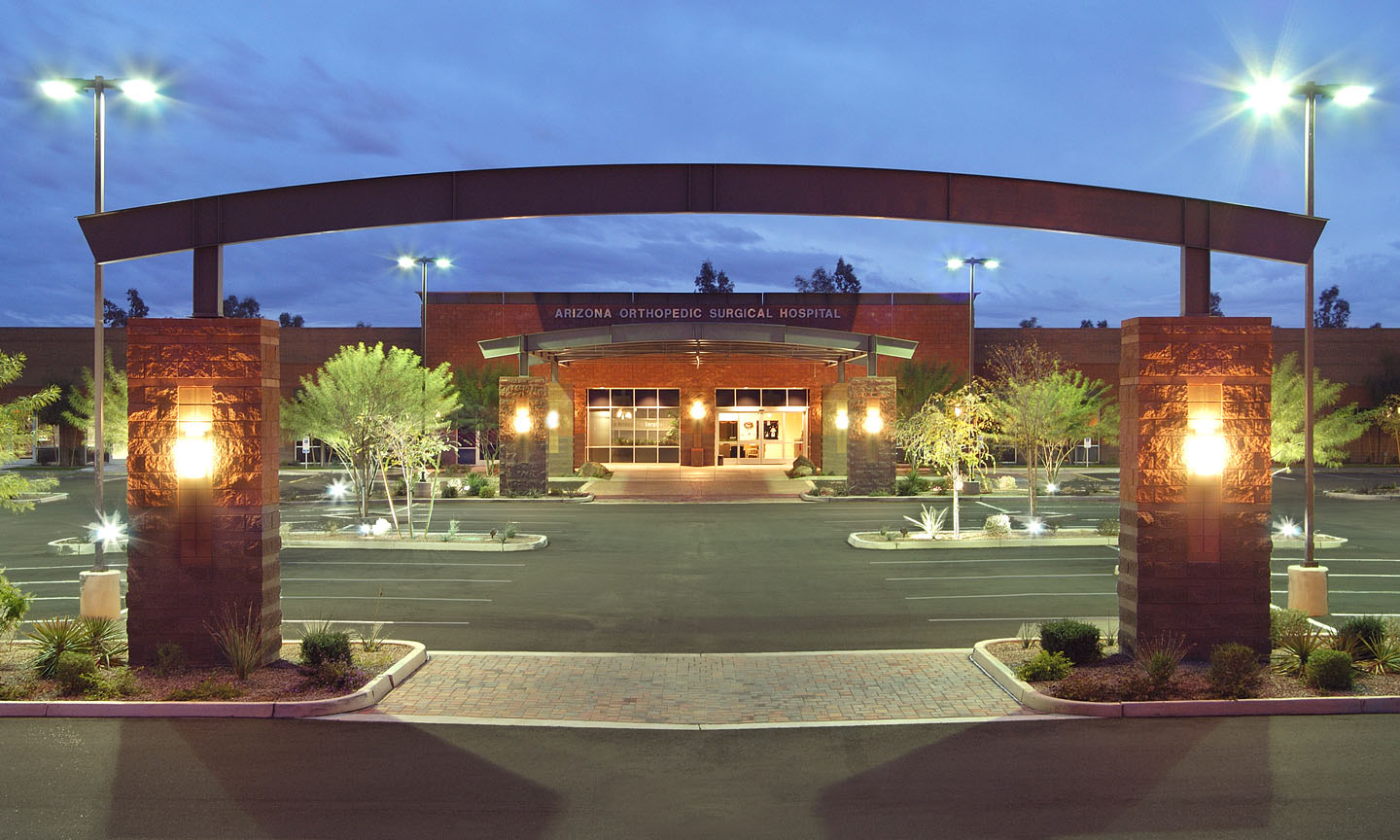 Arizona Orthopedic Hospital and Offices