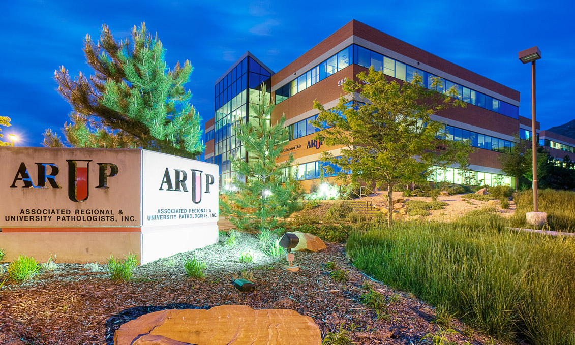 Arup land Development Salt Lake City