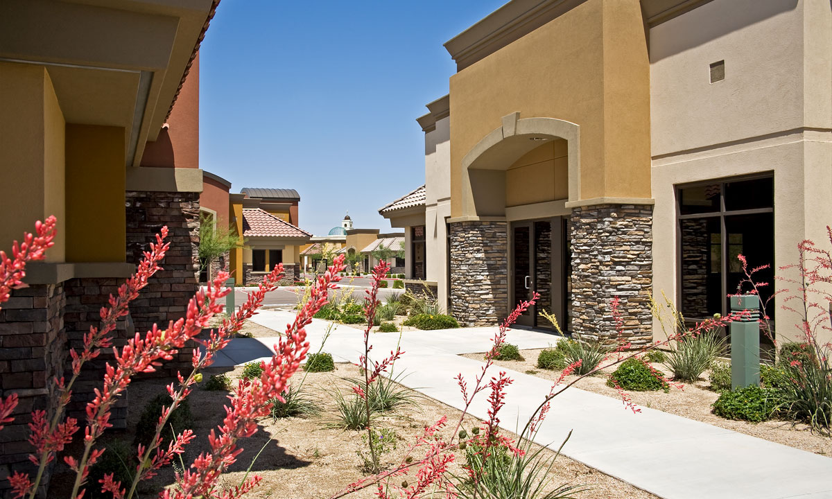 Gilbert Spectrum commercial real estate developers