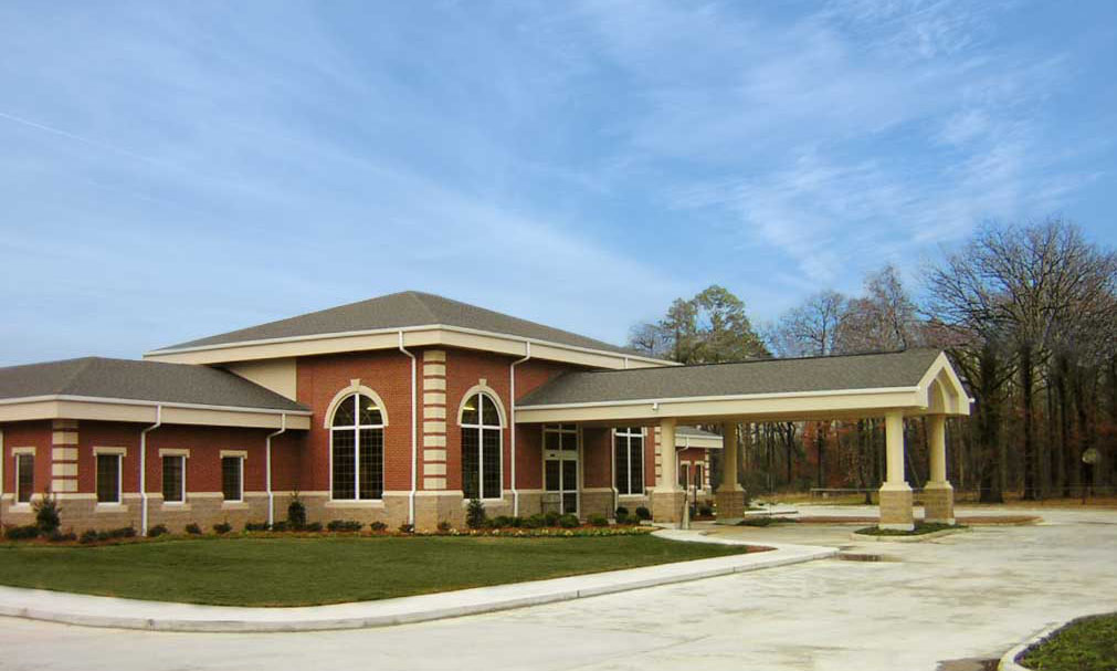 Ouachita-Surgical commercial real estate management