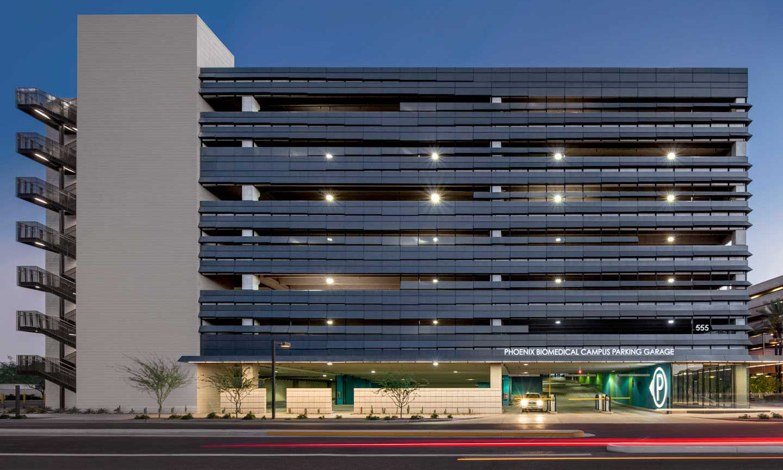 Phoenix-Parking commercial development companies