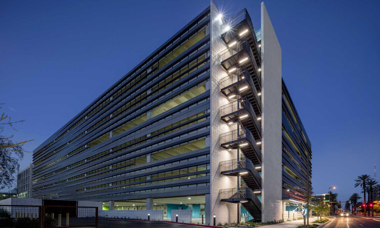Phoenix-Parking commercial development partner