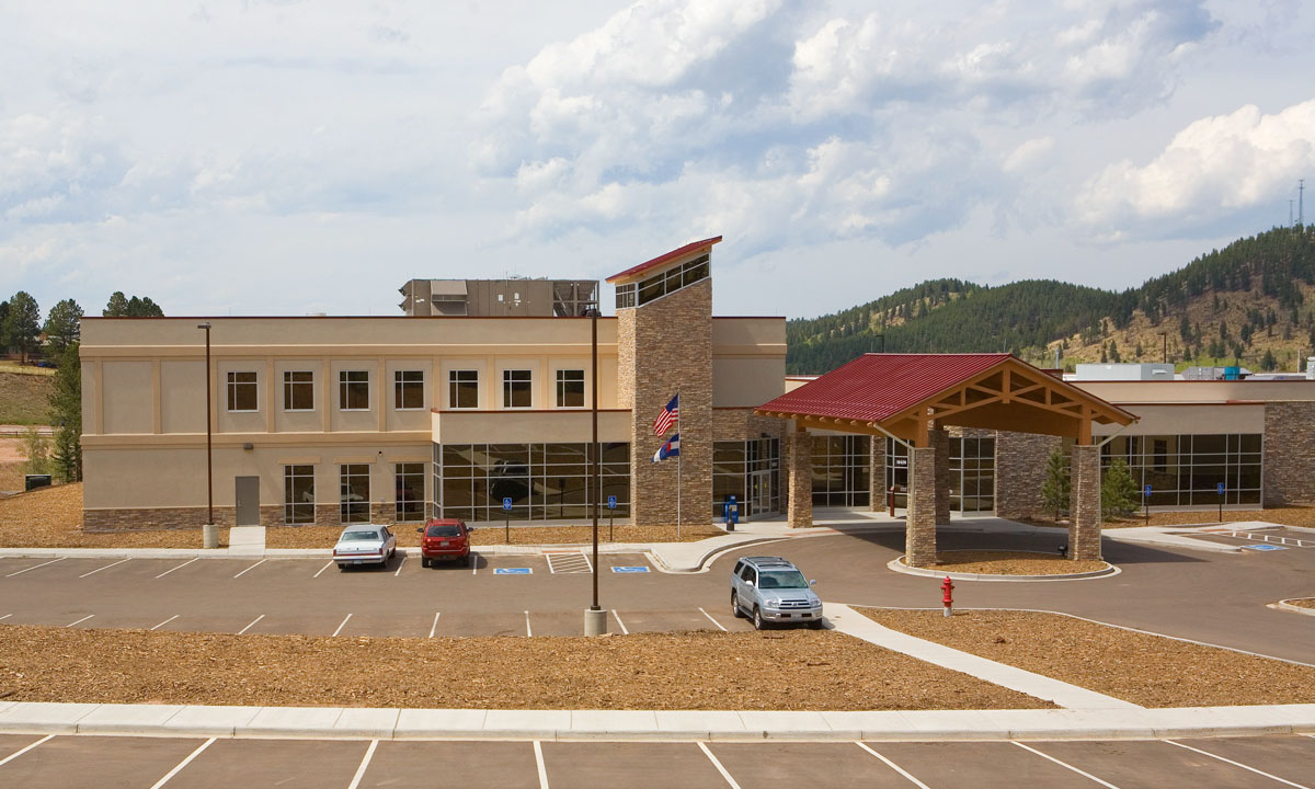 Pikes Peak commercial real estate management