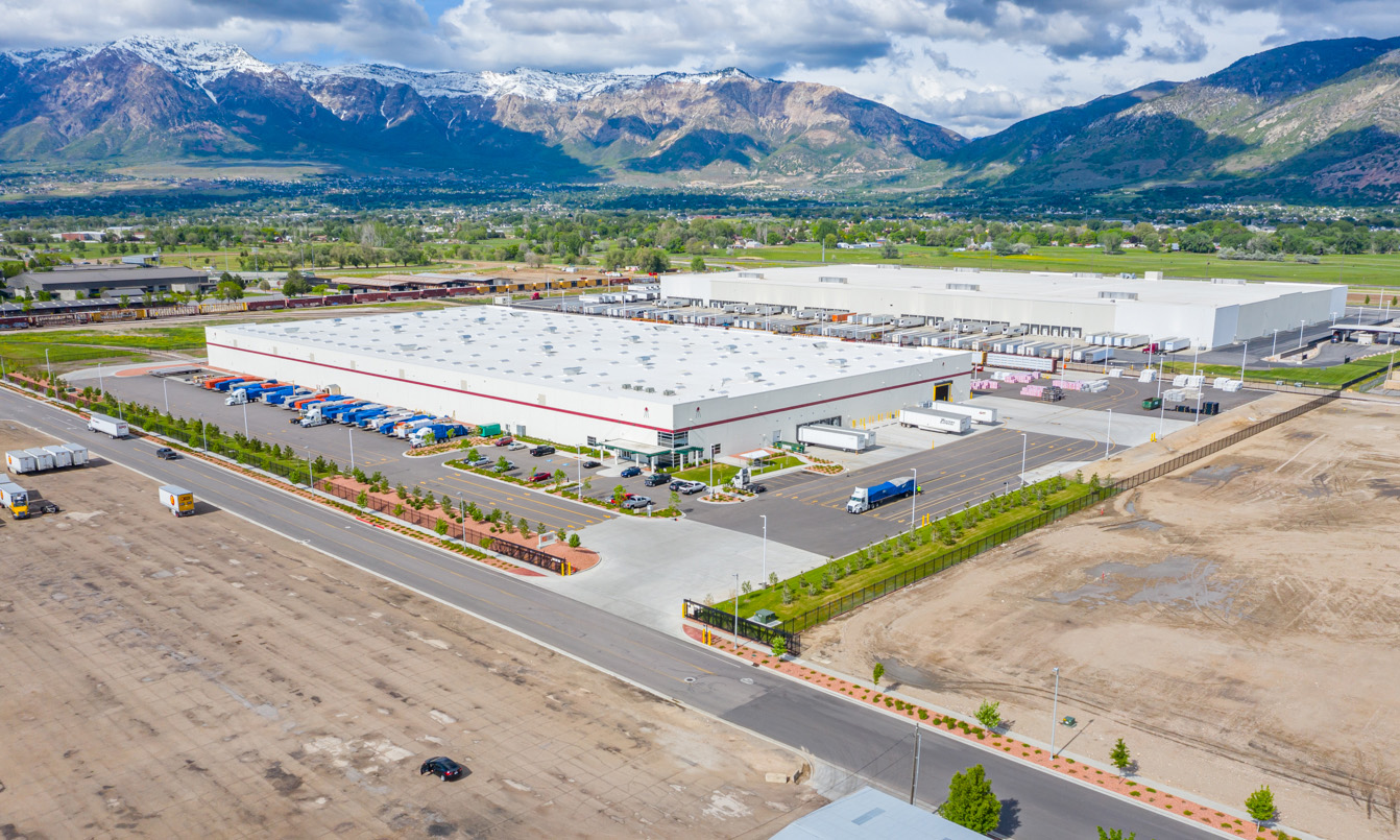 BDO 570 Home Depot industrial property manager