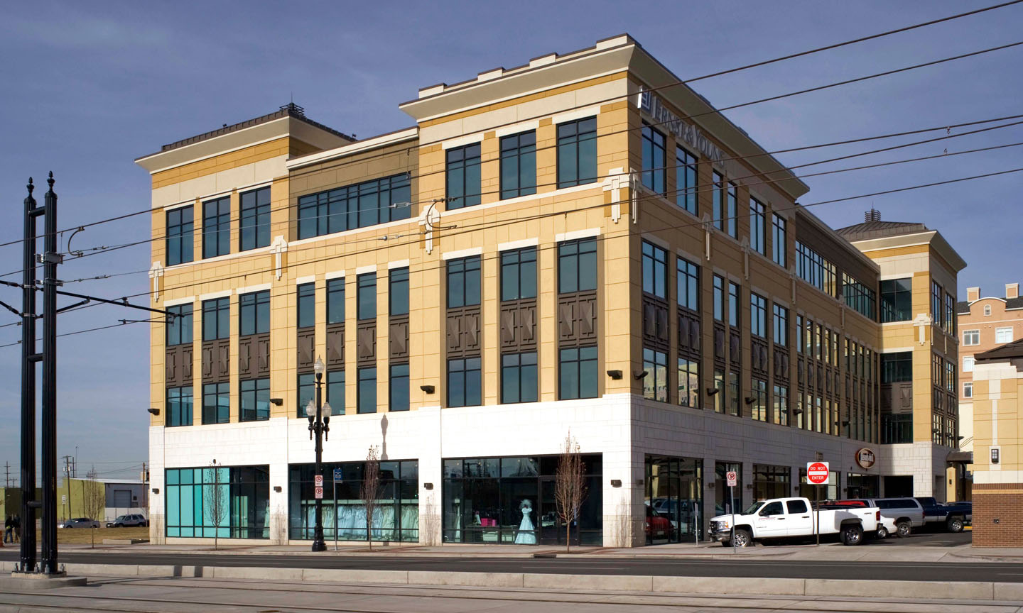 Five Gateway commercial real estate developers