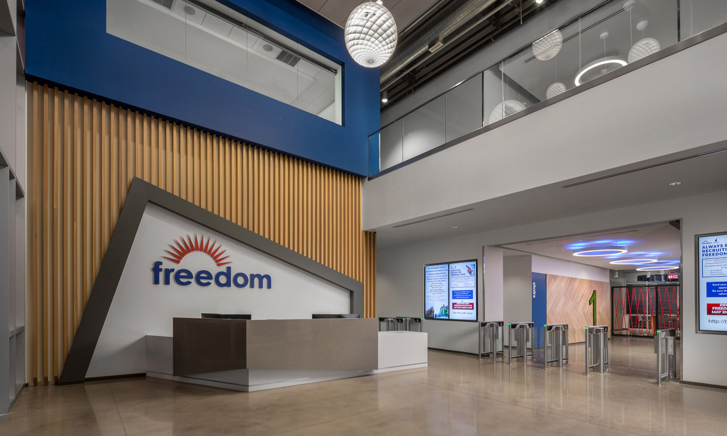 Freedom Financial commercial real state