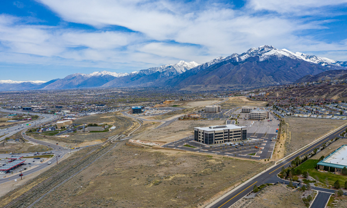 commercial real state in utah | The Boyer Company