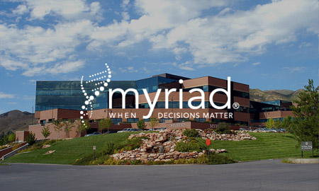 Myriad Genetics Corporate Campus