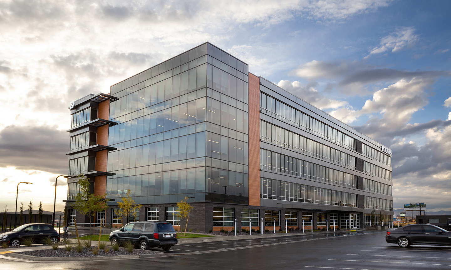 Podium commercial real estate developers | Boyer Company