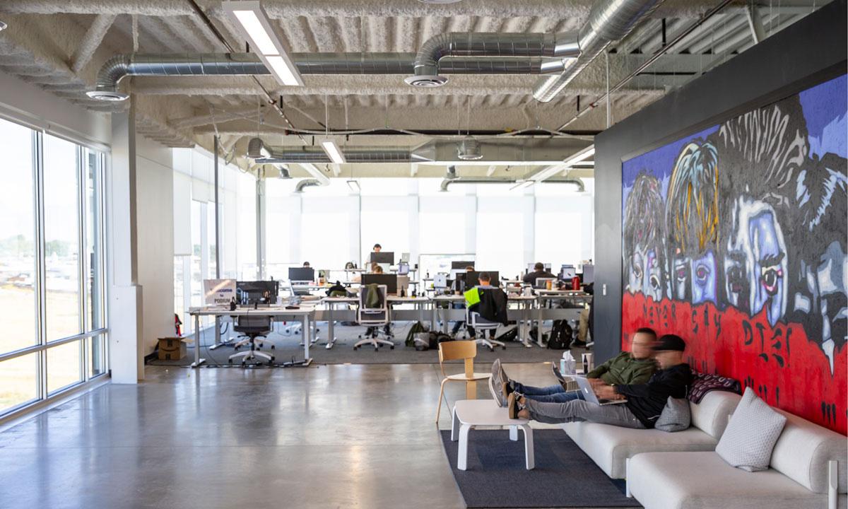 Podium office building | Boyer Company