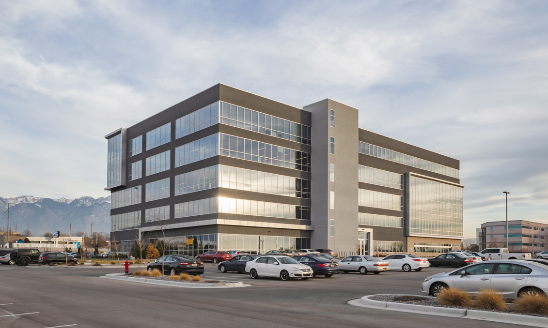 SandyCommerce commercial office building | Boyer Company