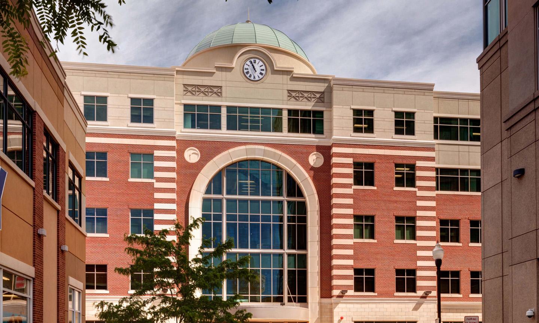 Six Gateway Office Building