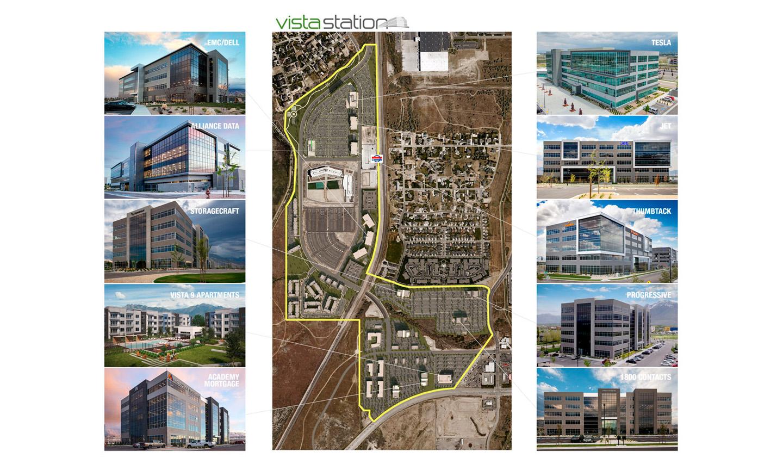 Vista Station land developer companies