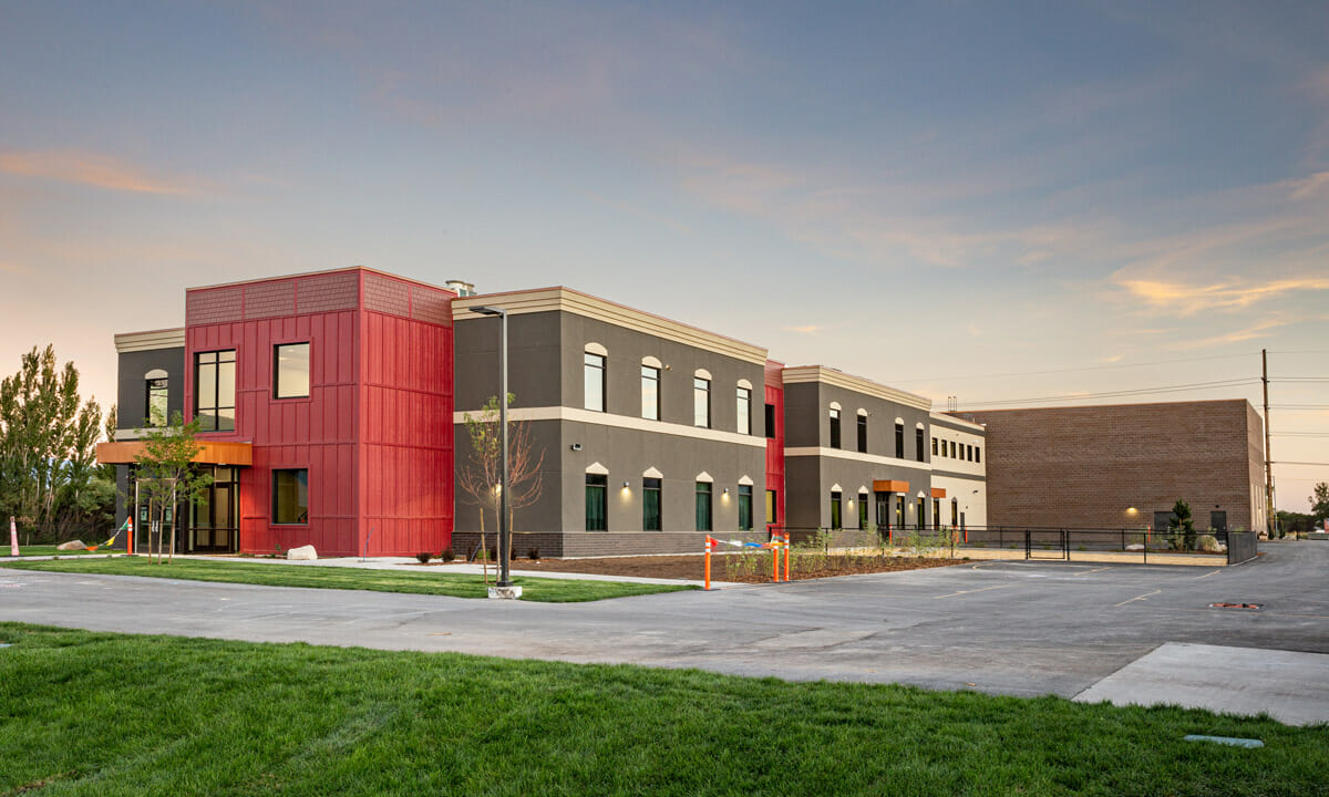MSA Charter School land development | The Boyer Company