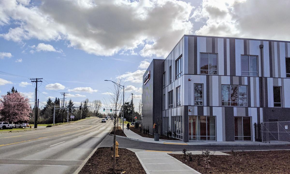 Olympia Storage Development | The Boyer Company