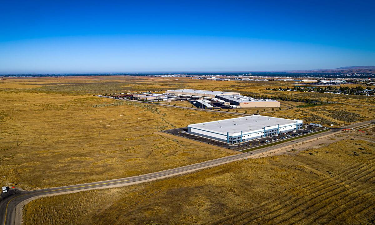 Boise Gateway industrial Boyer Company